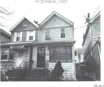 91-22 84th St, Woodhaven, NY 11421