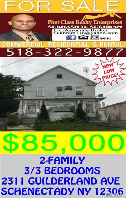 2311 Guilderland Ave, Out Of Area Town, NY 12306