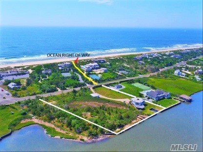 127/ 129 Dune Road, Quogue, NY 11959