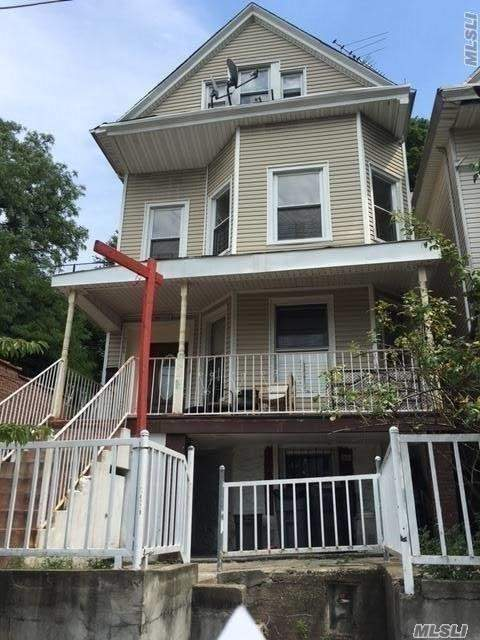 1758 Undercliff Ave., Out Of Area Town, NY 10453