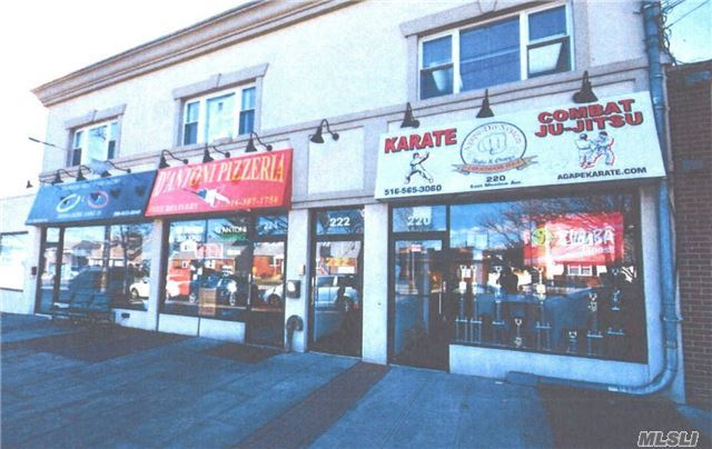 220-226 East Meadow Ave, East Meadow, NY 11554
