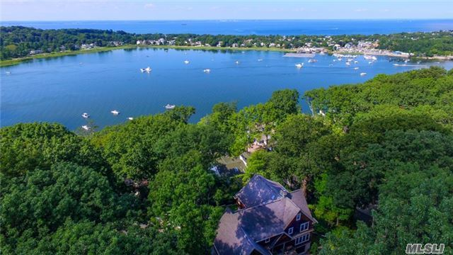 766 Connecticut View Dr, Mill Neck, NY 11765