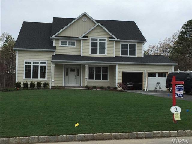 Frowein Rd, Center Moriches, NY 11934