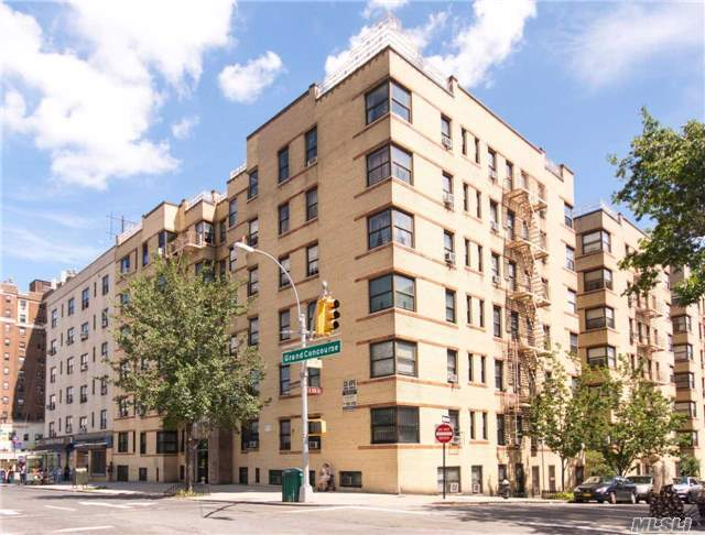 860 Grand Concourse #3b, Out Of Area Town, NY 10451