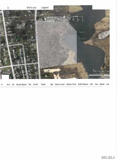 Lot Grove Ave, Patchogue, NY 11772