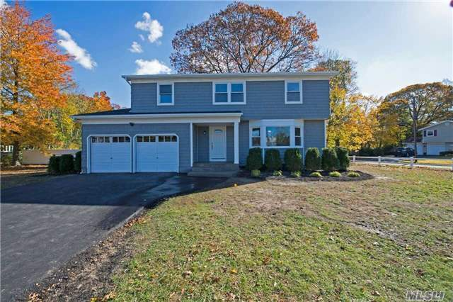 A Must See- Fully Renovated Top To Bottom 4 Bedroom West Islip Colonial