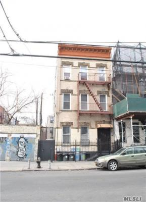 Photo of 289 Stanhope St, Brooklyn, NY 11237