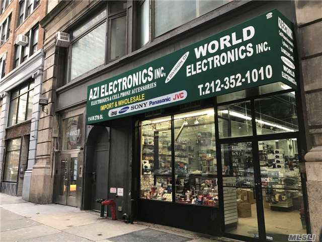 114 W 27th St, Out Of Area Town, NY 10001