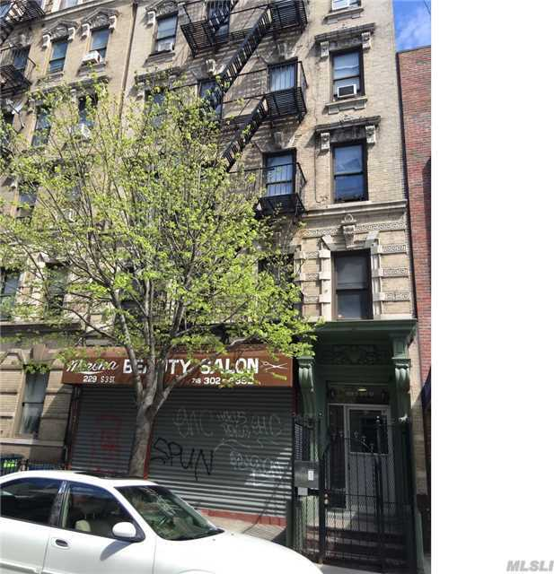 229 3 St #2, Williamsburg, NY 11211
