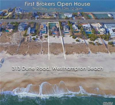 Photo of 313 Dune Rd, Westhampton Bch, NY 11978