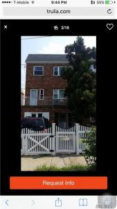 1324 Vreeland Ave #1fl, Out Of Area Town, NY 10461