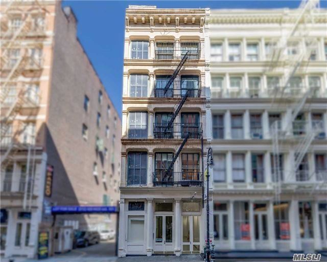 83 Mercer Street #2-5, Out Of Area Town, NY 10012