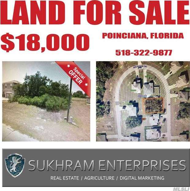 Big Sioux Dr, Out Of Area Town, FL 34759