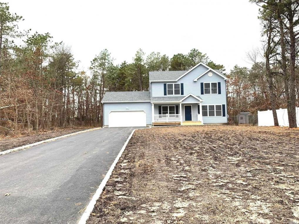 Lot # 8 Brittany Court, Coram, NY 11727