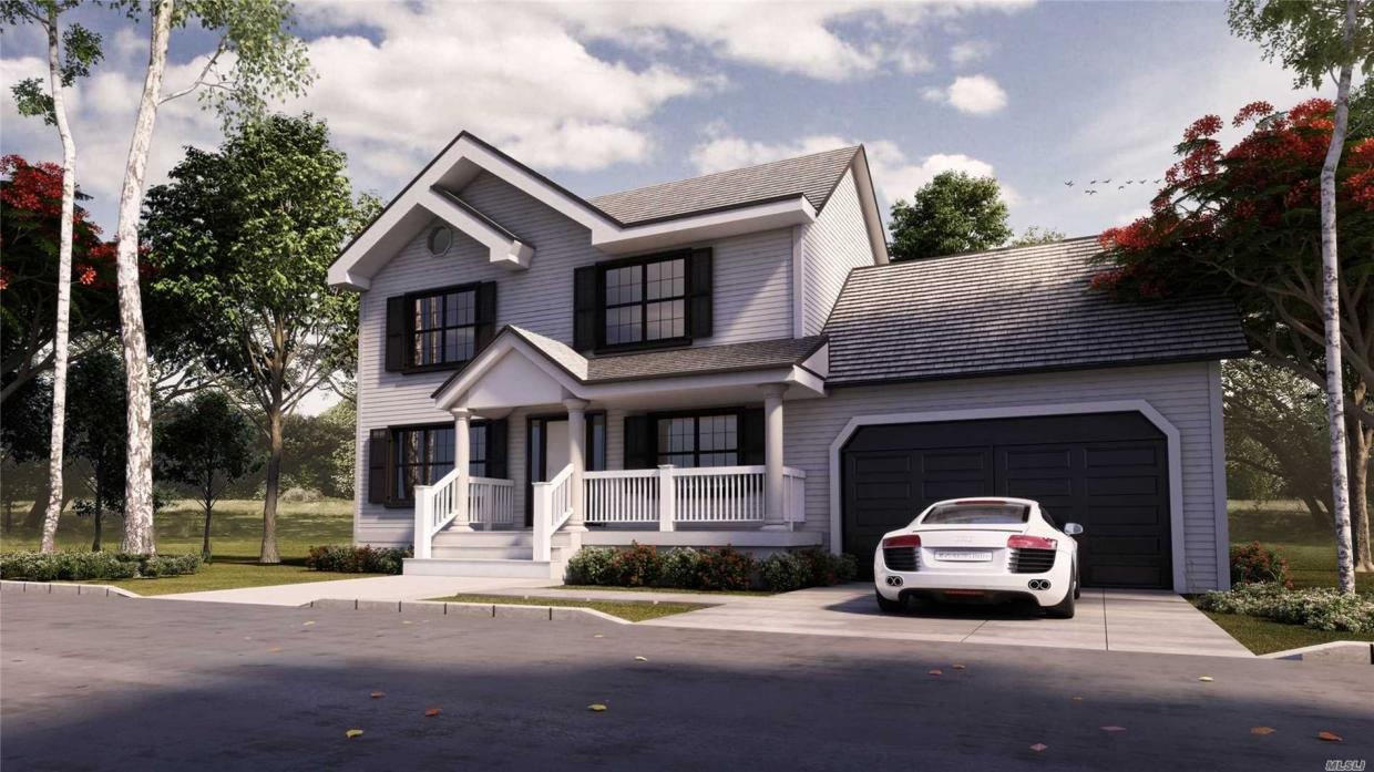 Lot # 5 Brittany Court, Coram, NY 11727