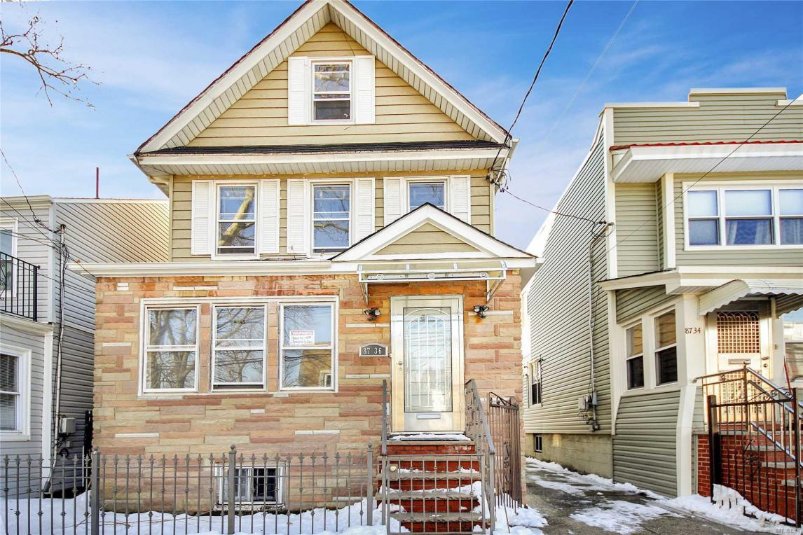 87-36 77th St, Woodhaven, NY 11421