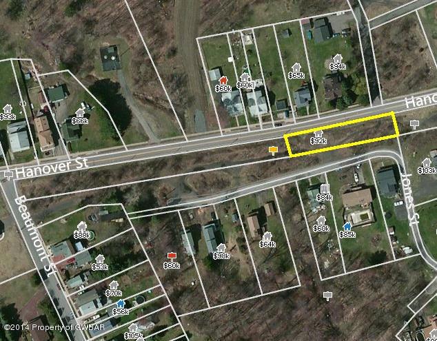 Lot 5 Hanover Street, Warrior Run, PA 18706