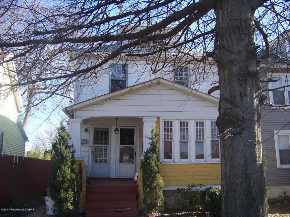109 New Alexander St, Wilkes Barre, PA 18702