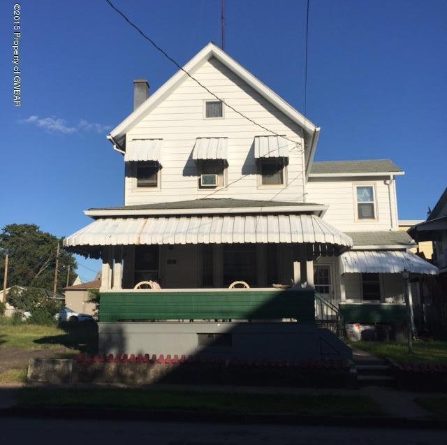 153 Mill Street, Wilkes Barre, PA 18705