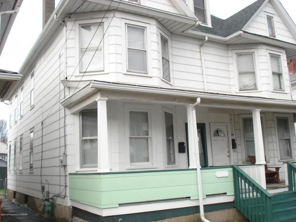 93 W Hartford St, Ashley, PA 18706