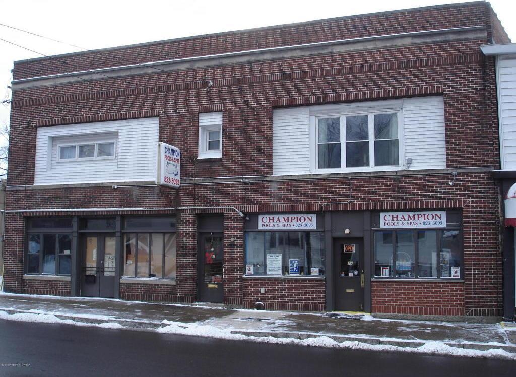 81-83 E. Main Street, Wilkes Barre, PA 18705