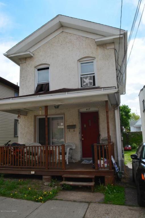 617 N Franklin St, Wilkes Barre, PA 18702