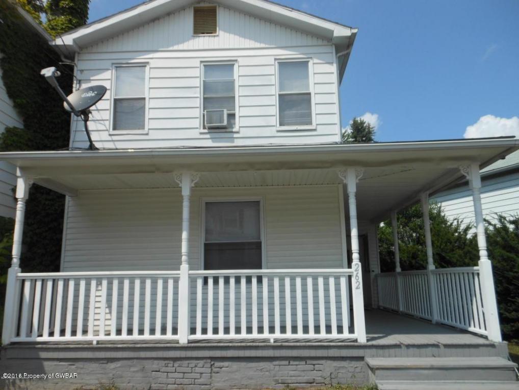 262 Scott St, Wilkes Barre, PA 18702