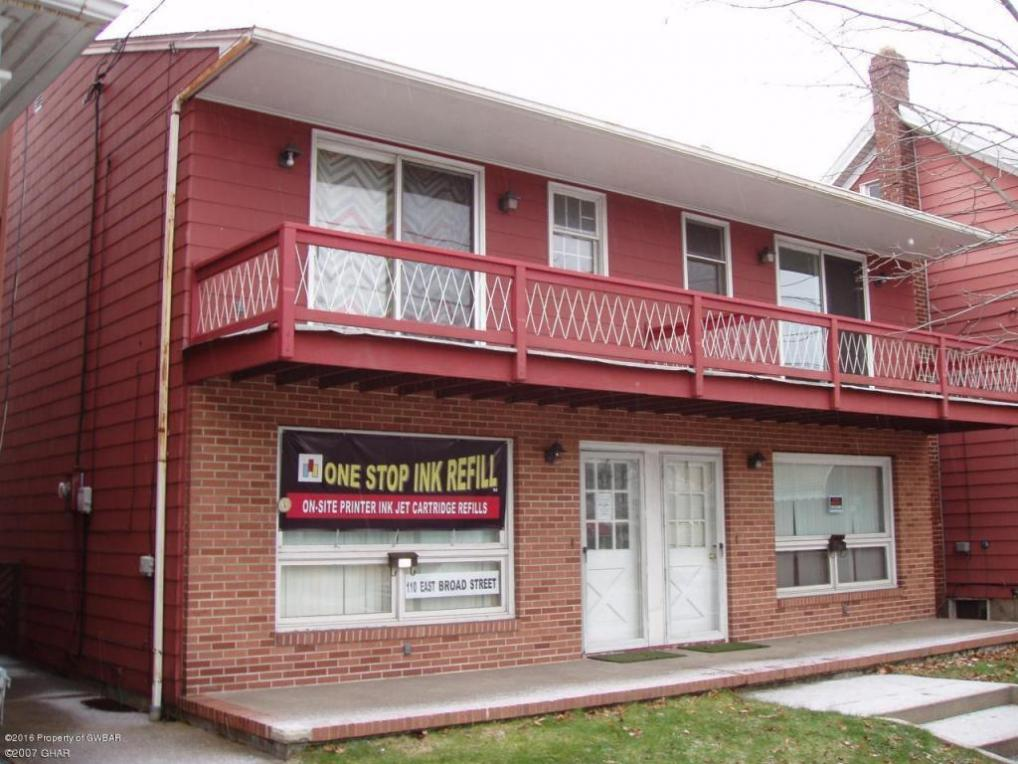108-110 E Broad St, West Hazleton, PA 18202