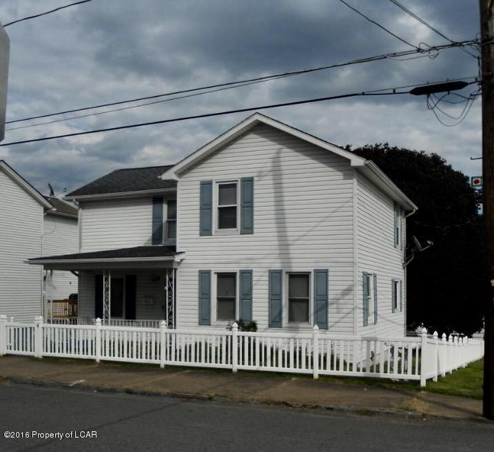 92 Elizabeth Street, Pittston, PA 18640