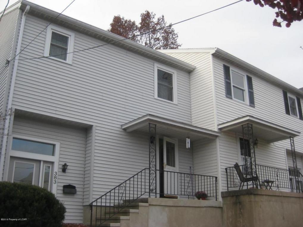 383 S Sherman St, Wilkes Barre, PA 18702
