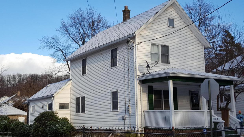 172 Carroll St., Pittston, PA 18640