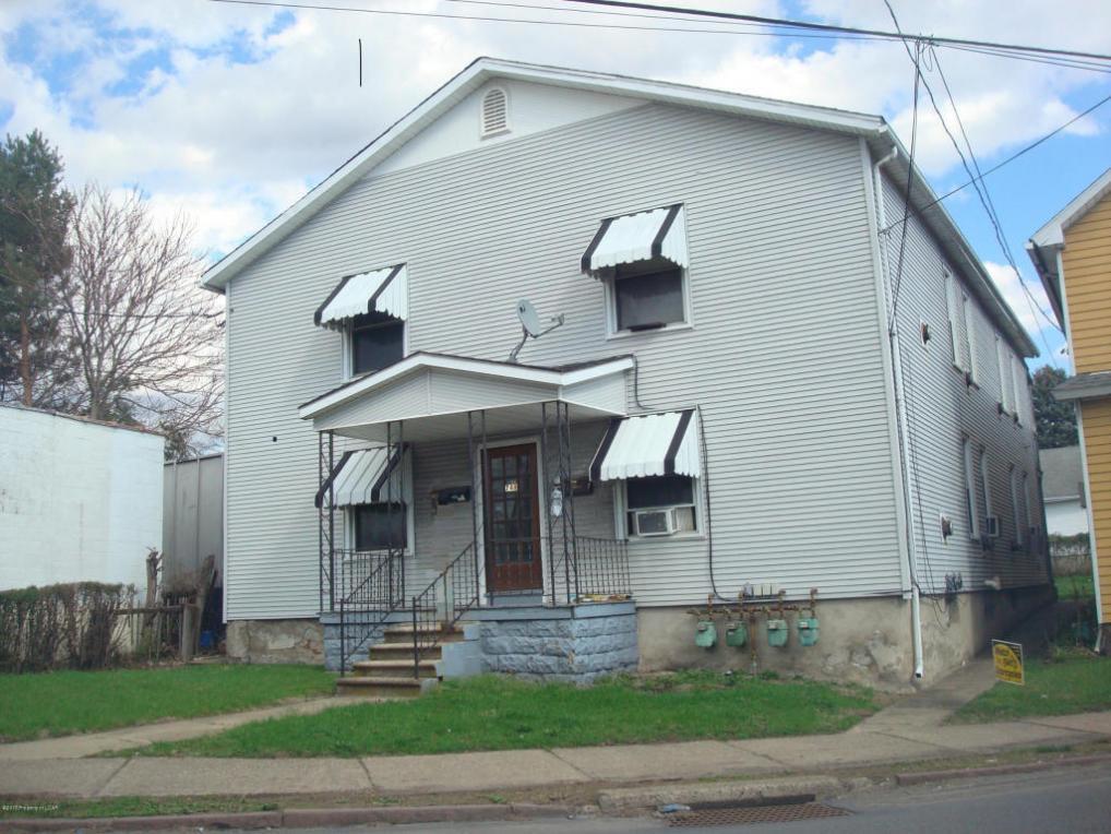 748 Hazle Street, Wilkes Barre, PA 18706