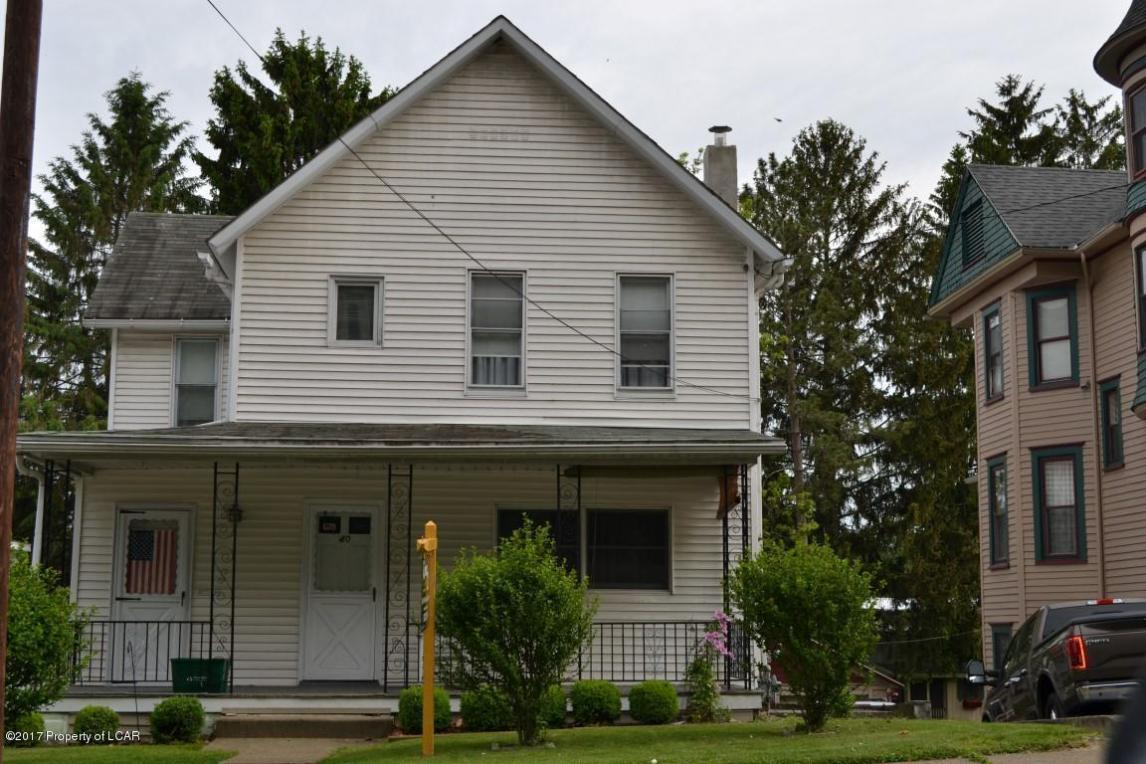 40 Plank St., Pittston, PA 18640