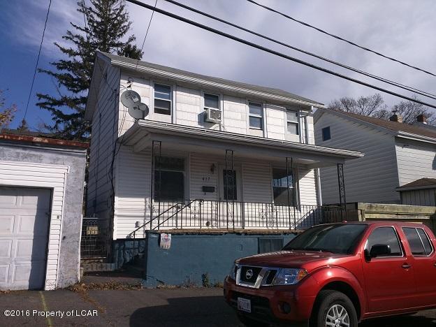 417 W Spruce St, Hazleton, PA 18201