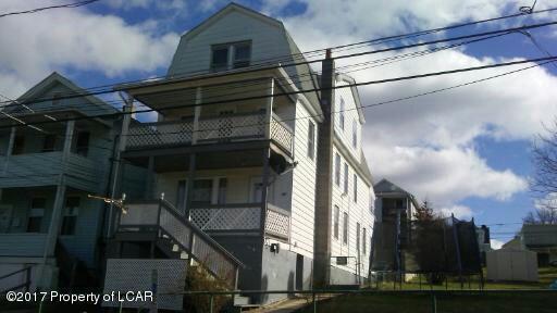 45 N Sherman St, Wilkes Barre, PA 18702
