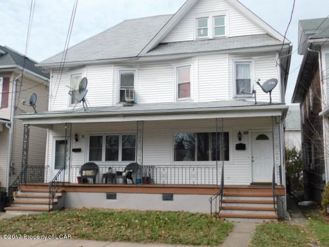 69 Carlisle Street, Wilkes Barre, PA 18702