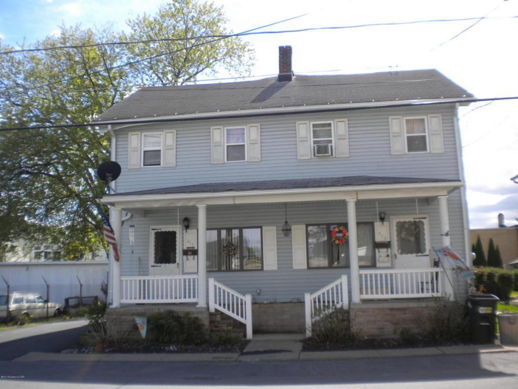 211 Liberty Street, West Pittston, PA 18643