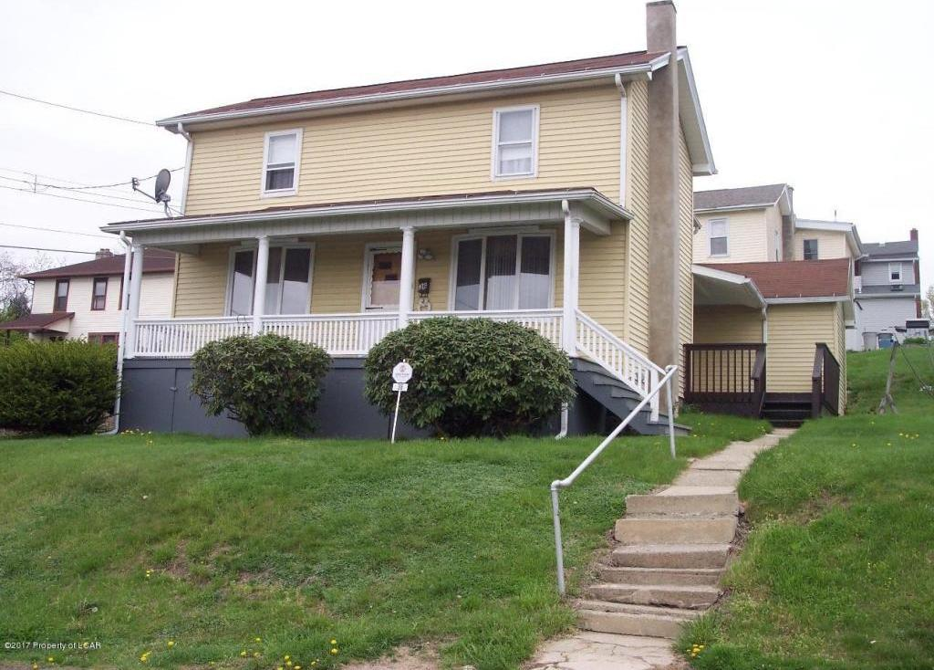 36 Flannigan Street, Pringle, PA 18704
