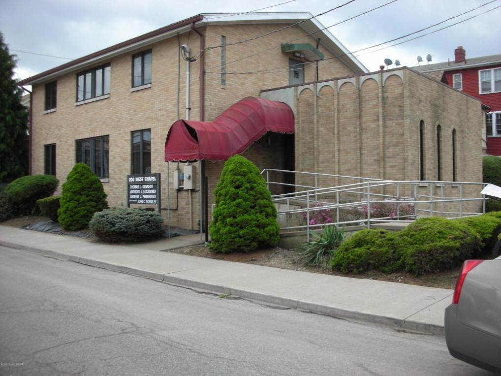 200 W Chapel St, Hazleton, PA 18201