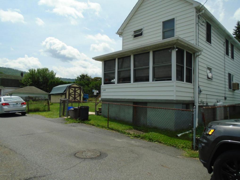 644 E Northampton St Rear, Wilkes Barre, PA 18702