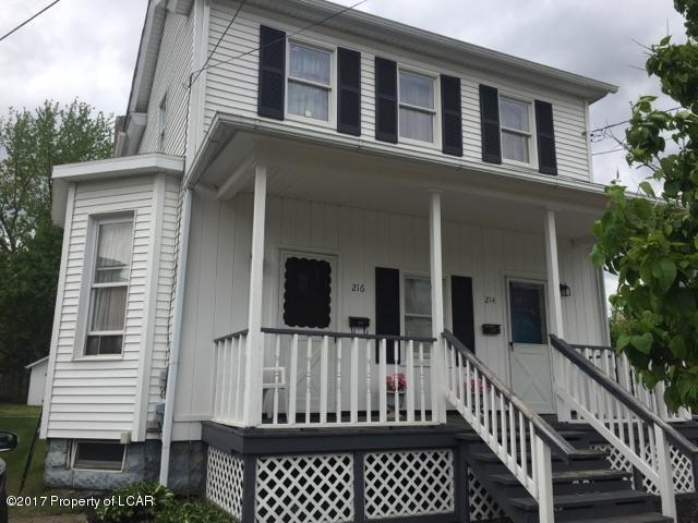 214 Franklin Street, West Pittston, PA 18643