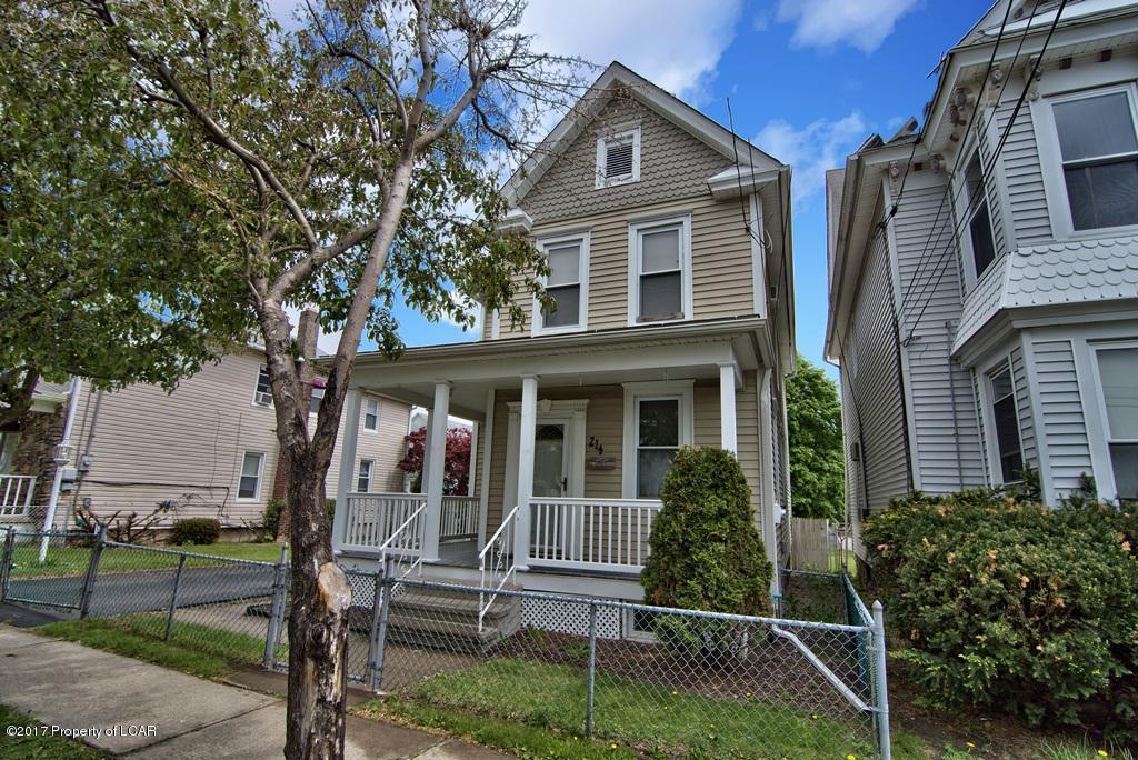 214 N Rebecca Avenue, Scranton, PA 18504