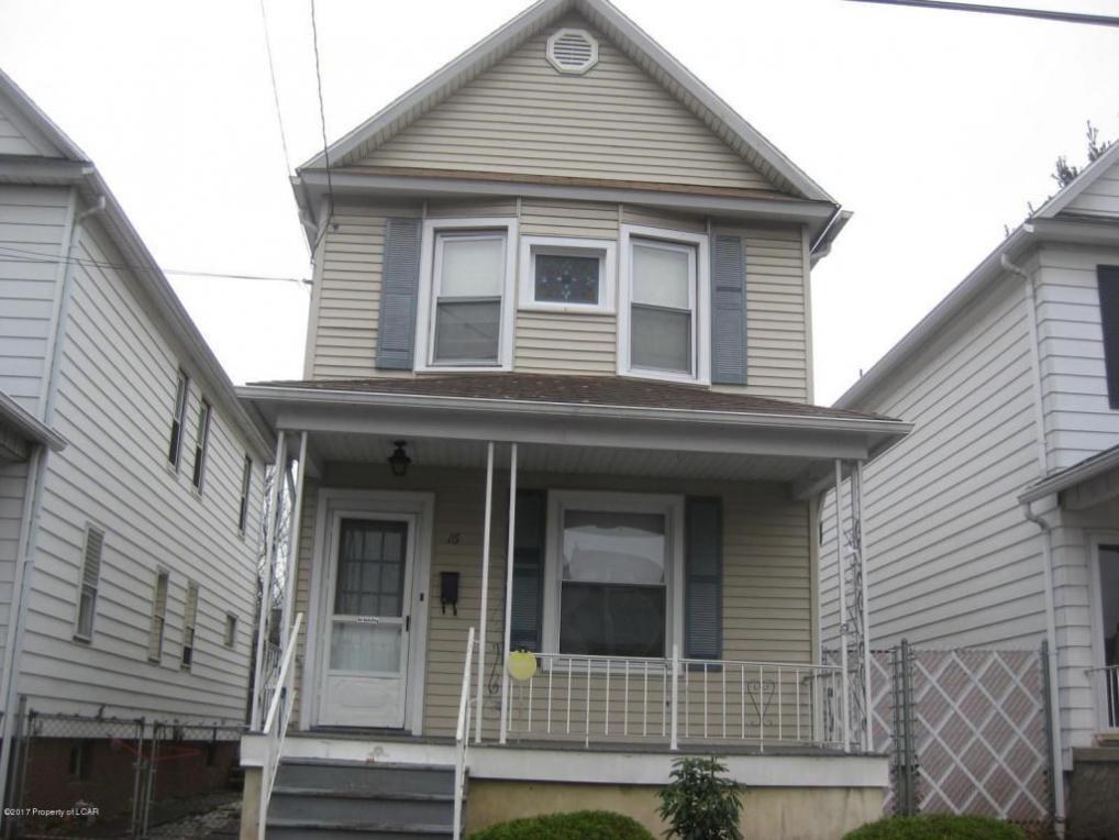 16 Stark St, Wilkes Barre, PA 18702