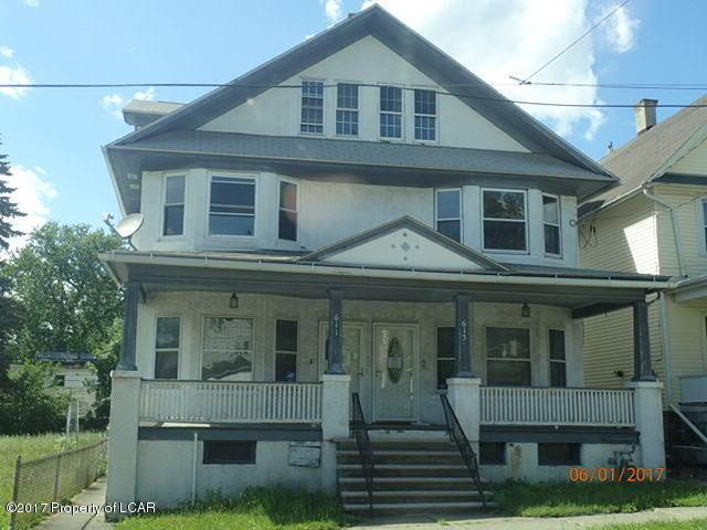 611 Harrison Ave, Scranton, PA 18510