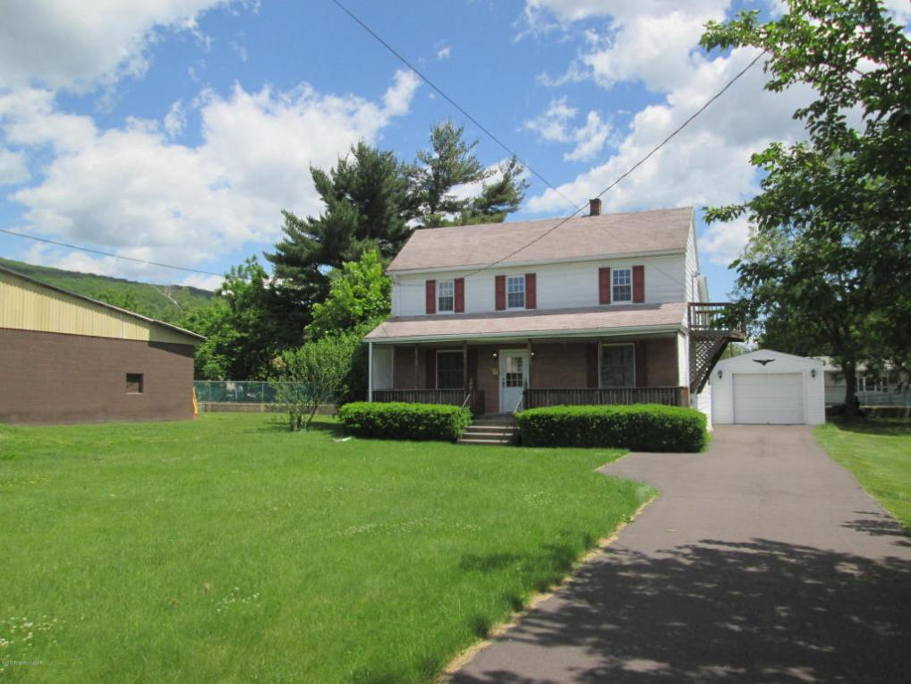 413 W 8th St, West Wyoming, PA 18644
