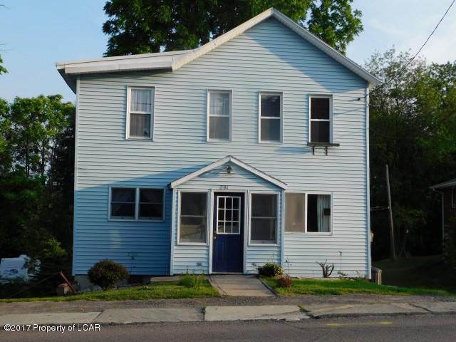 231 Rock Street, Hughestown, PA 18640