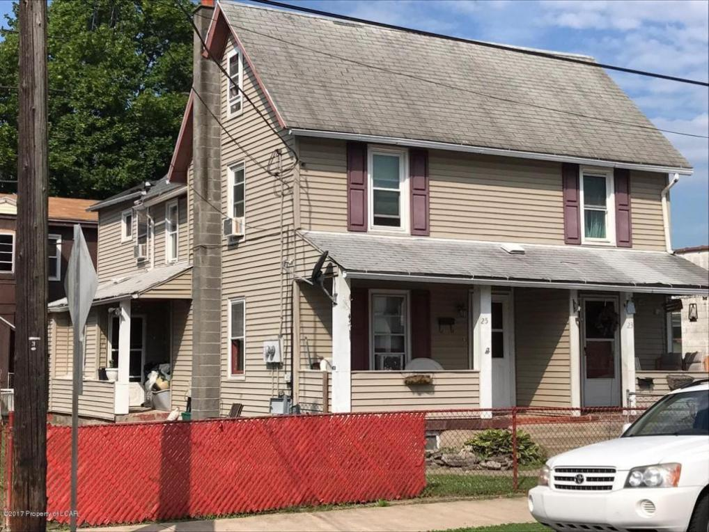 23-25 Second Street, Wyoming, PA 18644