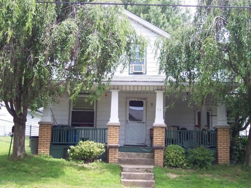 41-41B Washington Terrace, Pittston, PA 18640