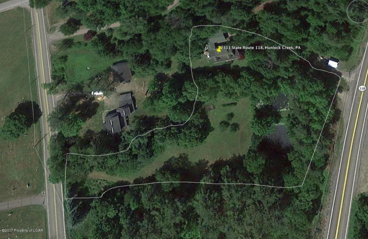 2311 State Route 118, Hunlock Creek, PA 18621