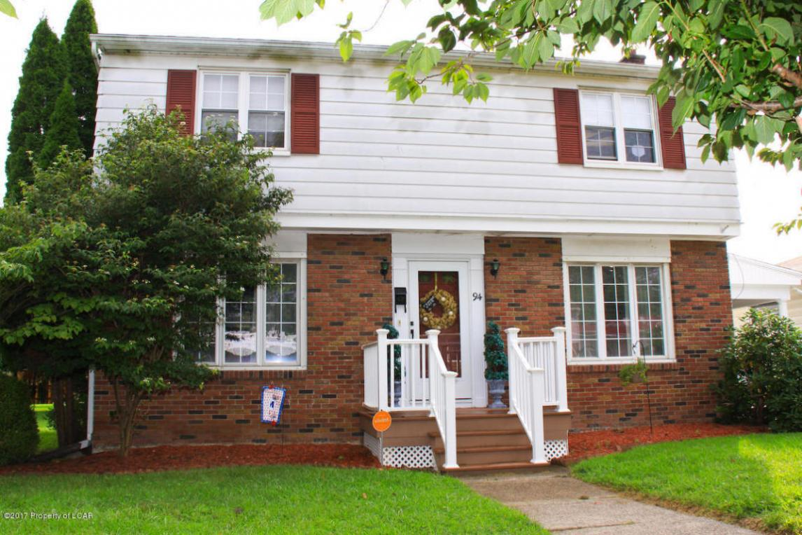94 Miner St., Wilkes Barre, PA 18702